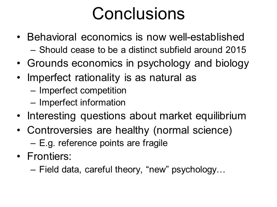 Which should i take: economics or psychology ?