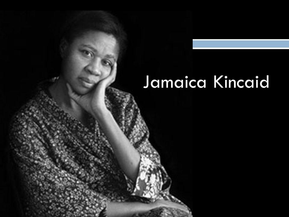 girl by jamaica kincaid essay