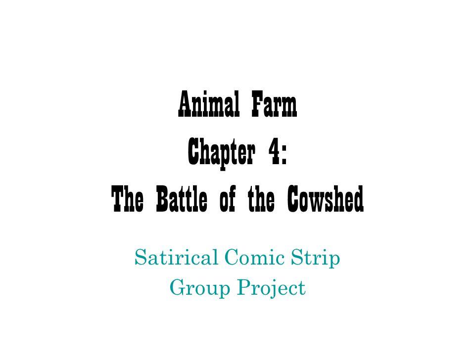 Animal Farm Conclusion Essay