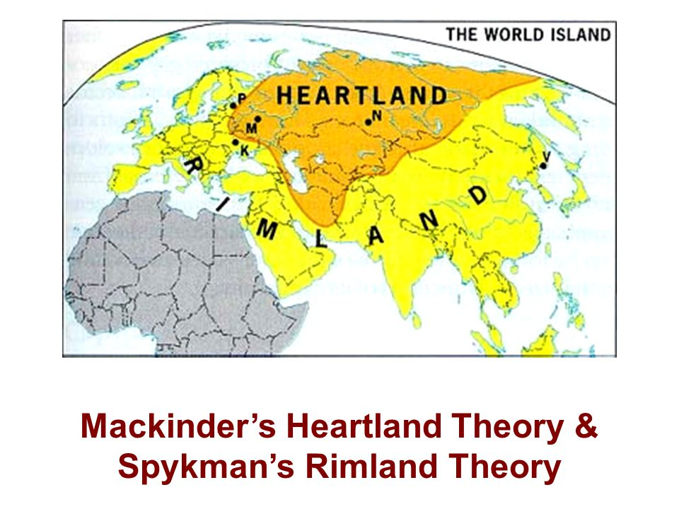 What is the Rimland theory?