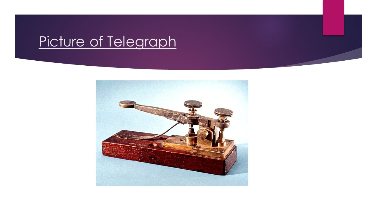 Picture of Telegraph