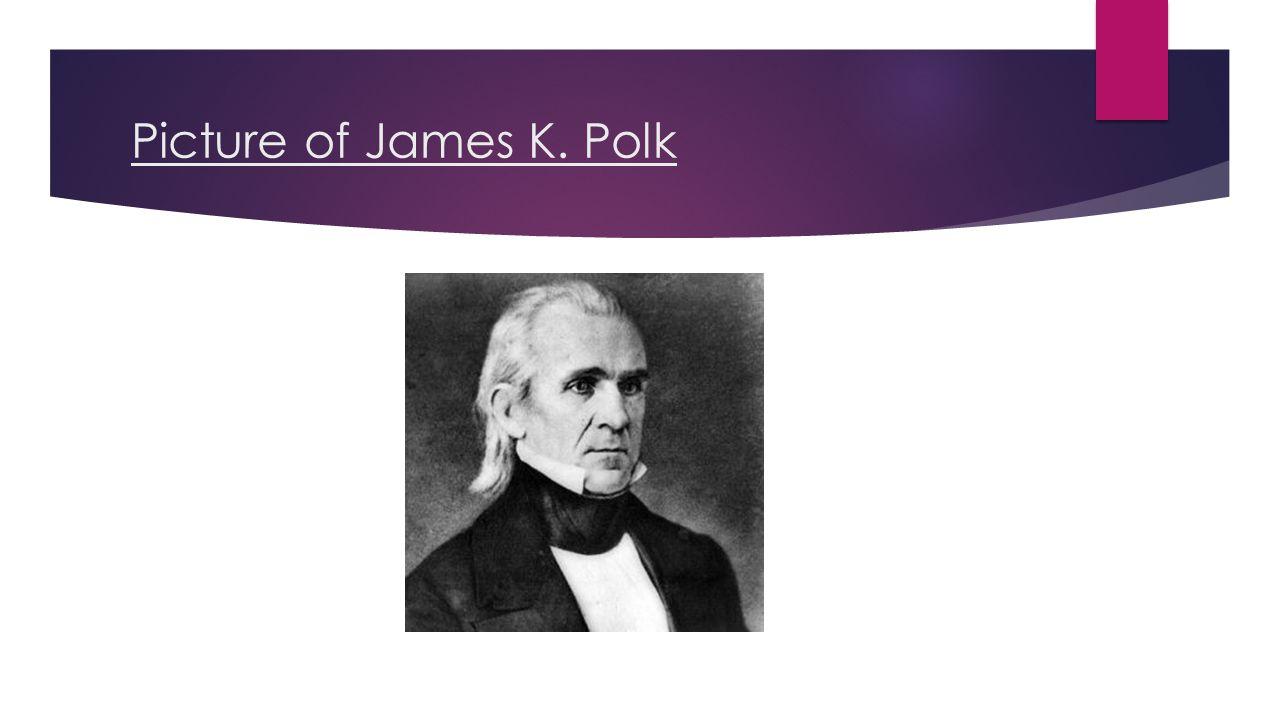 Picture of James K. Polk
