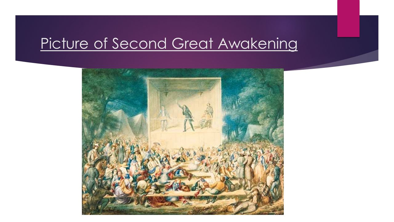Picture of Second Great Awakening