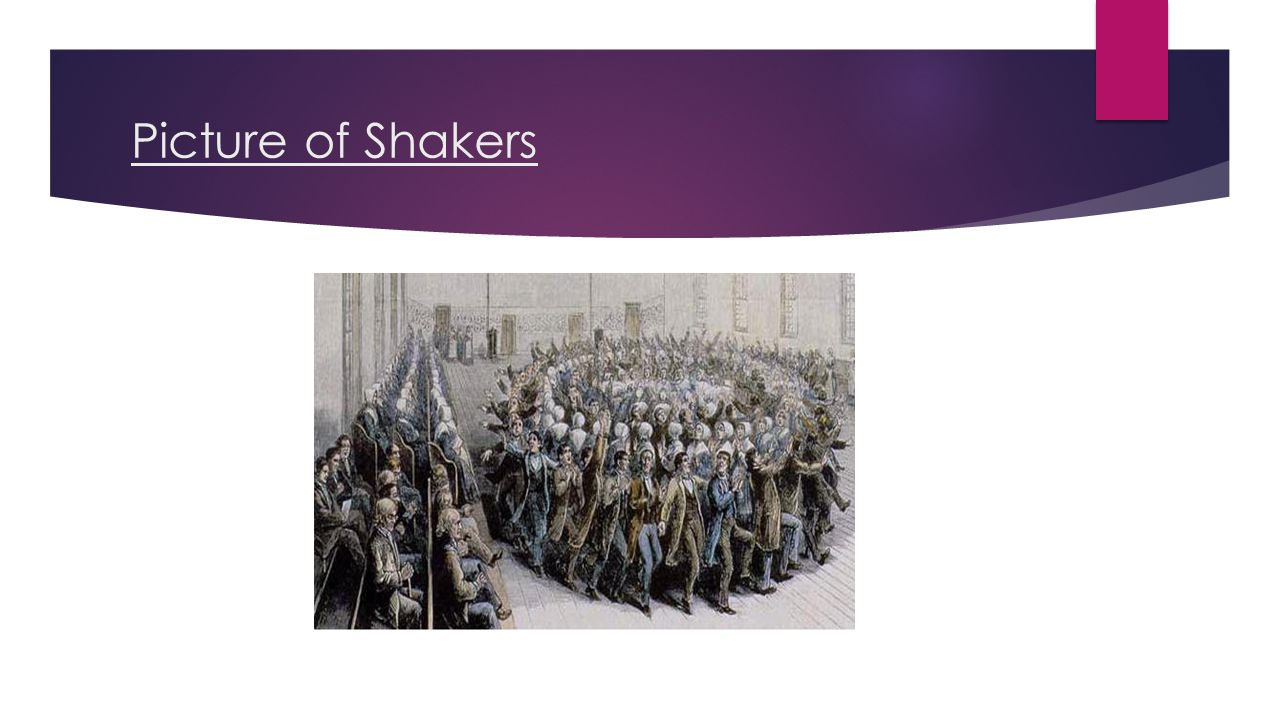 Picture of Shakers