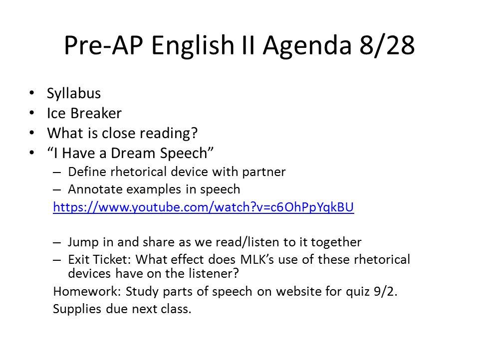 ap lit essay examples 9