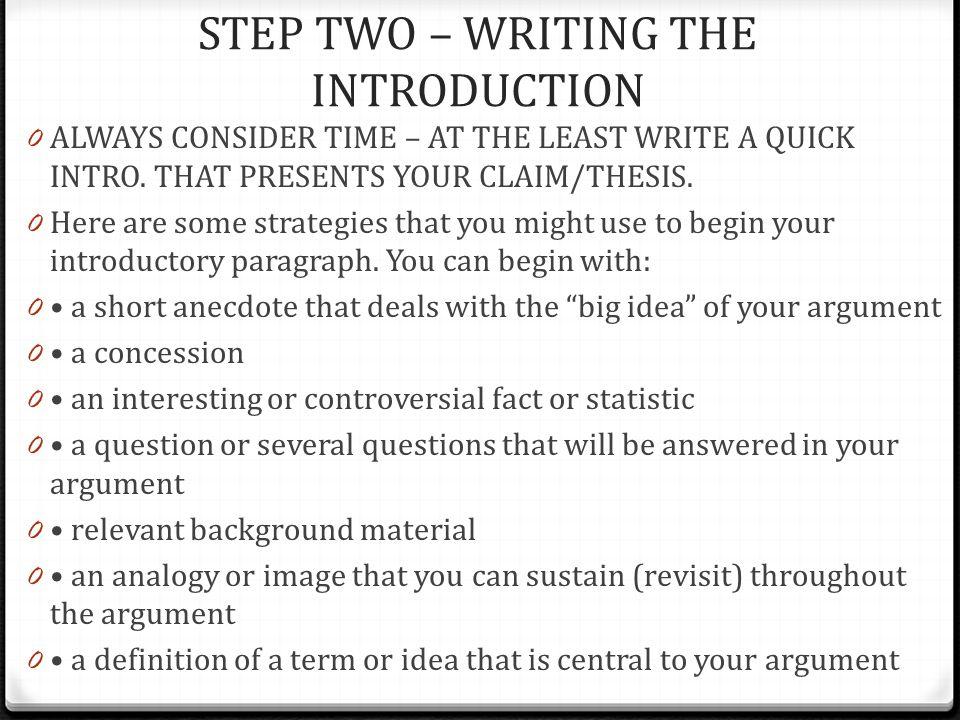 rhetorical strategies for essay writing What are the rhetorical modes or strategies for an example of a short essay that these rhetorical modes or rhetorical strategies are useful in writing.