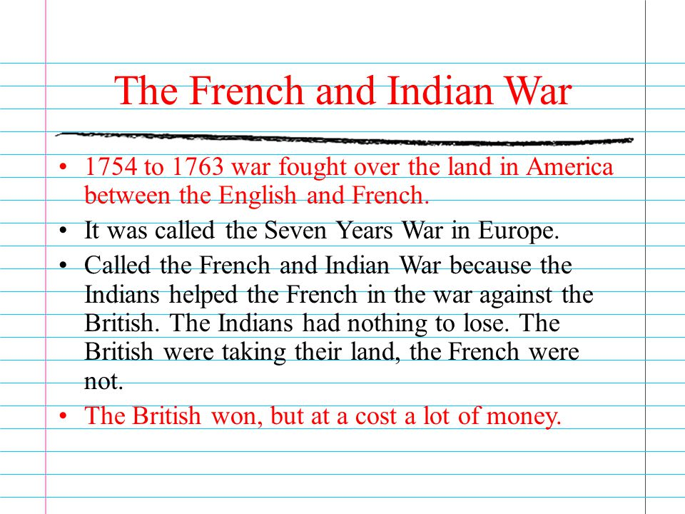 french and idian war essay Wars french indian battle france native american - french indian war | 1015166.