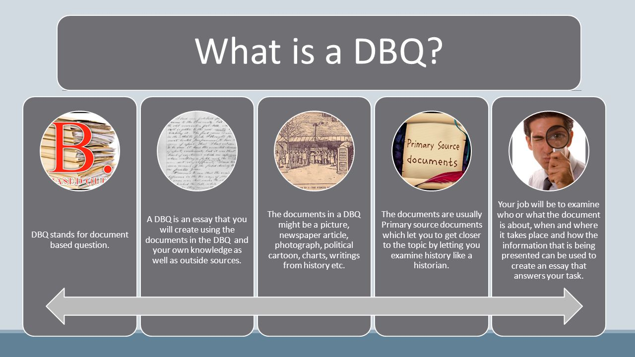 analyzing the cold war through historical documents core i mrs what is a dbq dbq stands for document based question