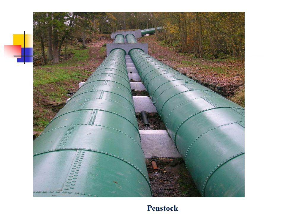 Penstock