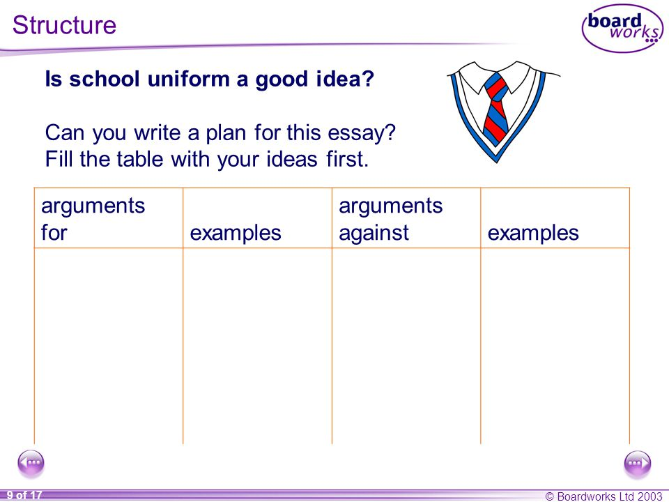 essay on why uniforms are good View why i am against school uniforms from penang mgmt 102 at inti international university persuasive essay - why i am against school uniforms good.