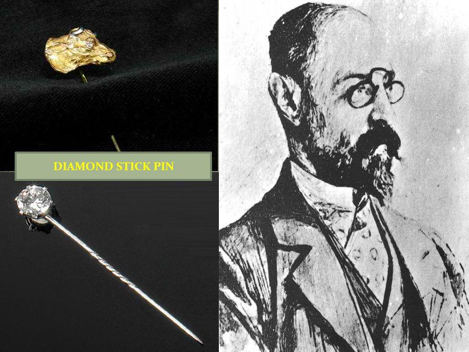 DIAMOND STICK PIN
