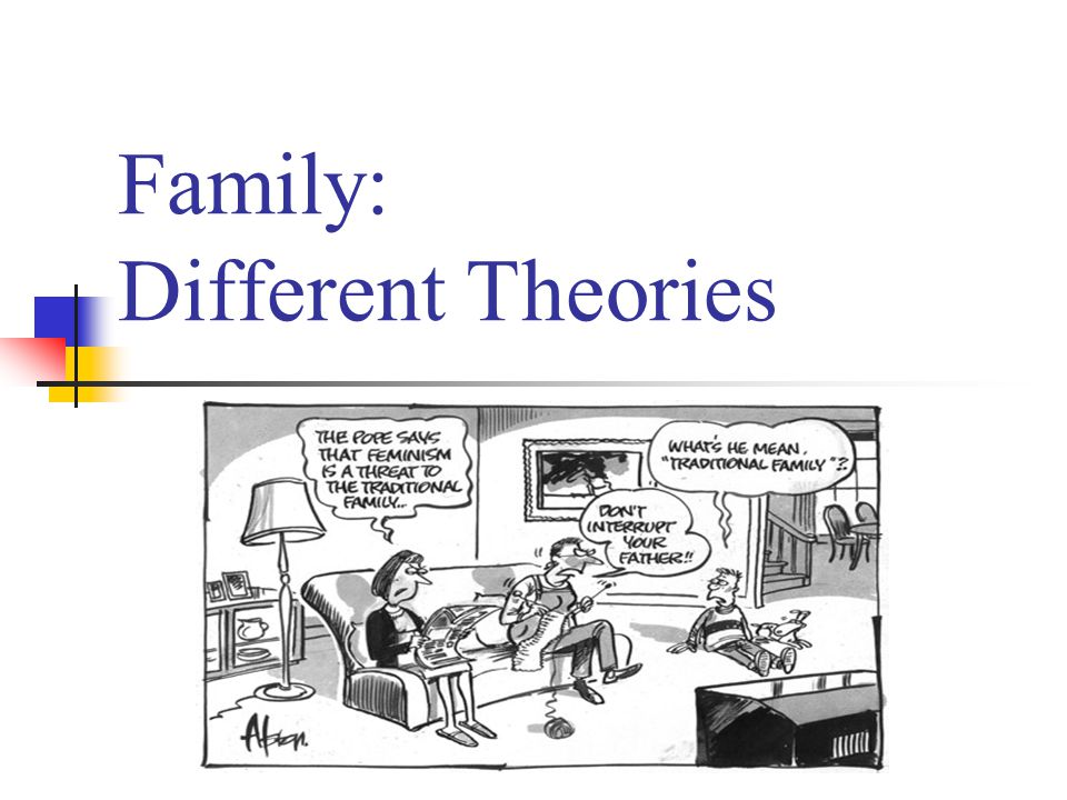 Family: Different Theories