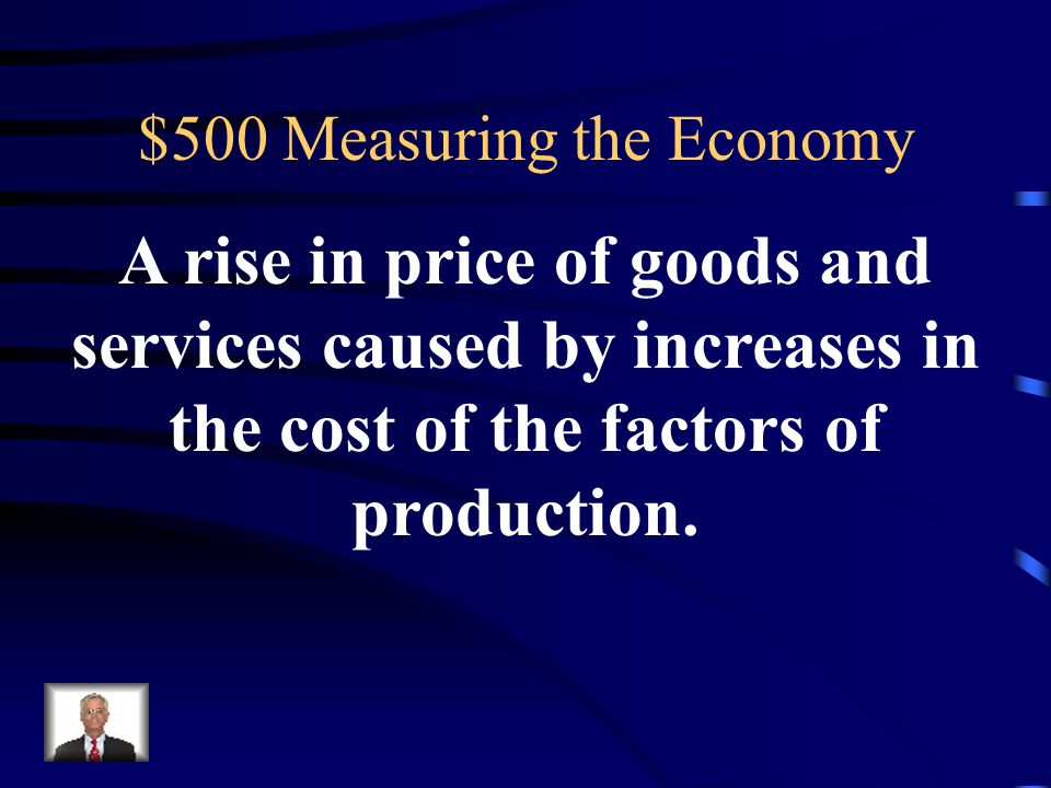 $400 Answer for Measuring the Economy Per Capita GDP