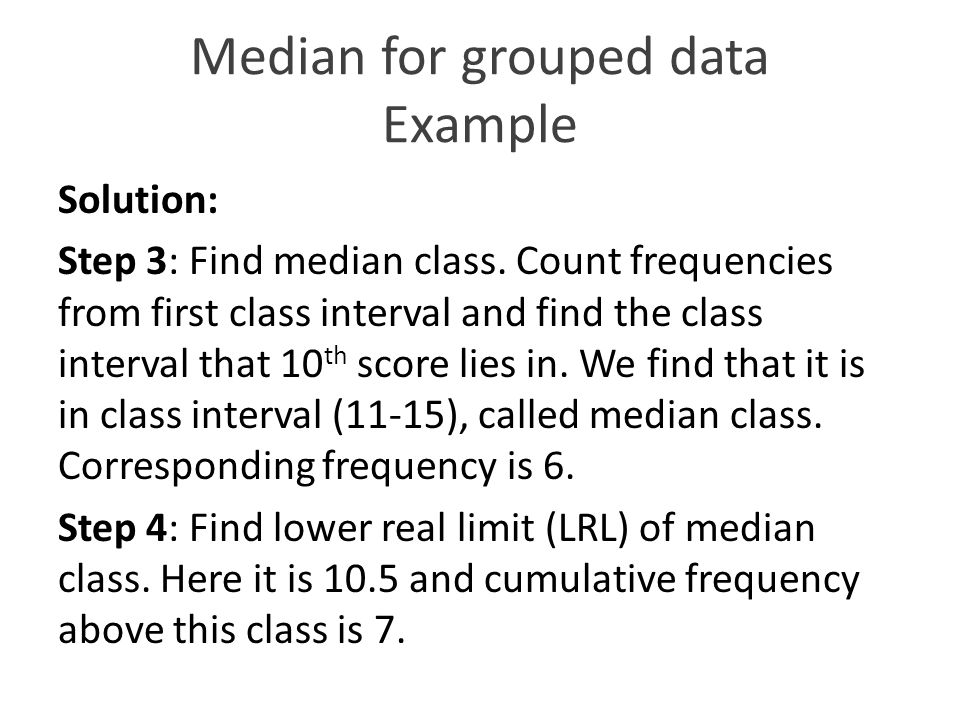 Statistics mathematics 8th grade chapter 1 unit ppt download 37 median ccuart Images
