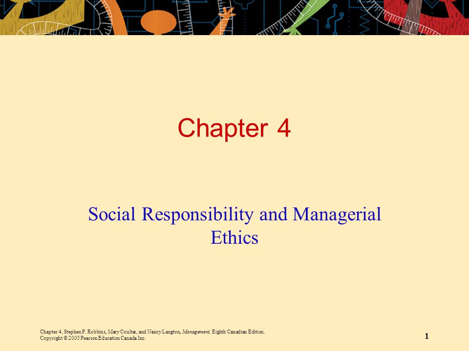 Chapter 4, Stephen P.