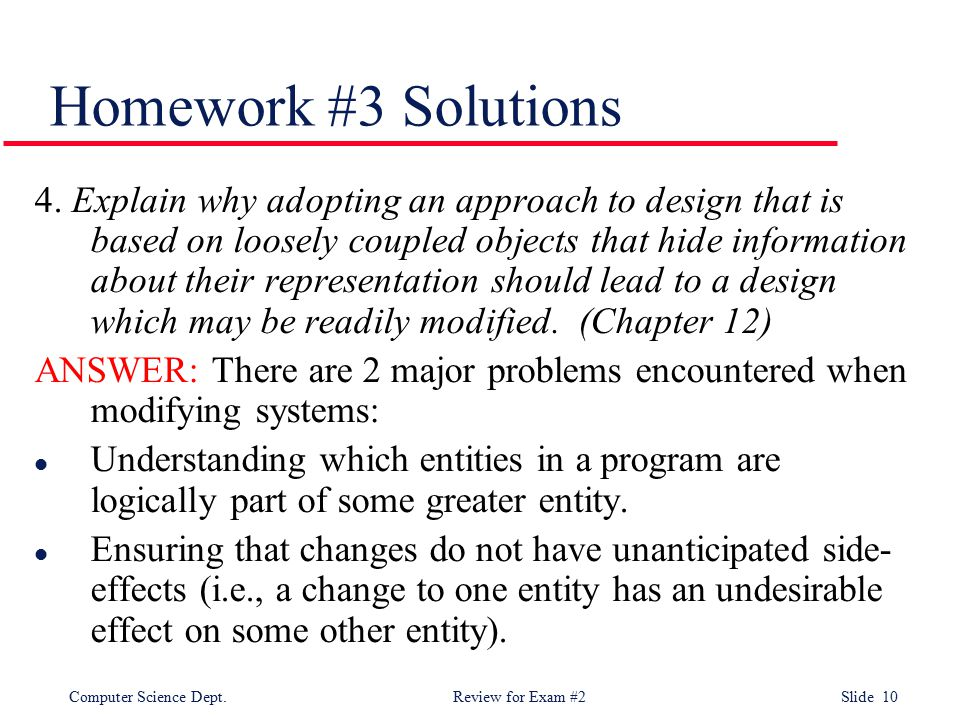 solutions to homework 1