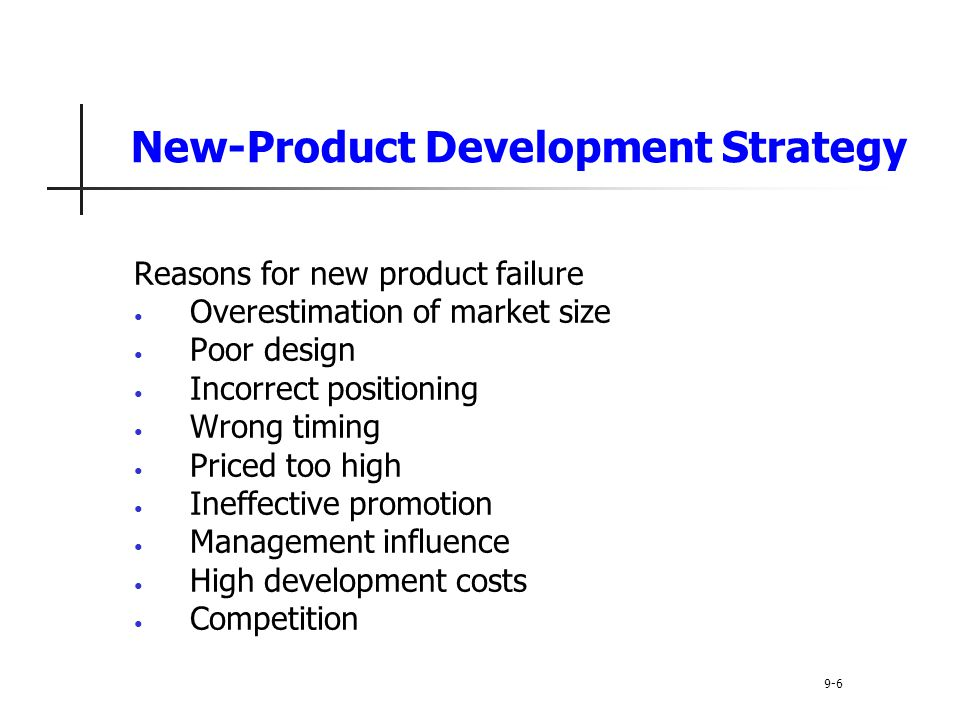 NewProduct Development and Product LifeCycle Strategies 9