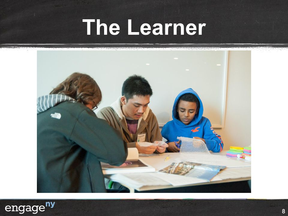 The Learner 8
