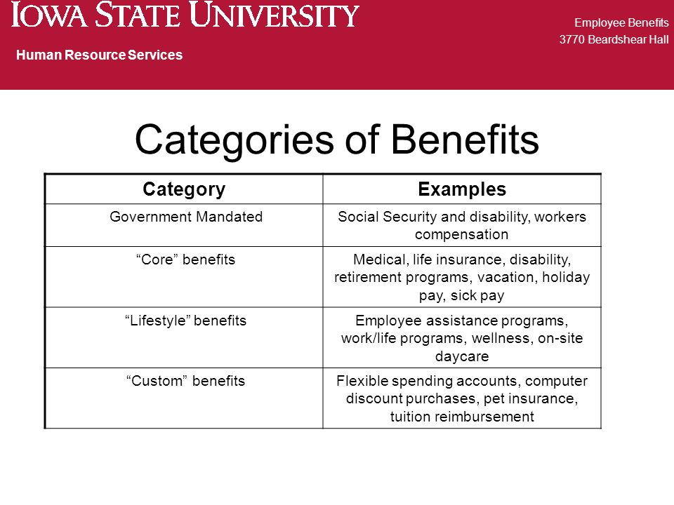 Employee Compensation And Benefits Mike Otis Sphr Cebs Associate