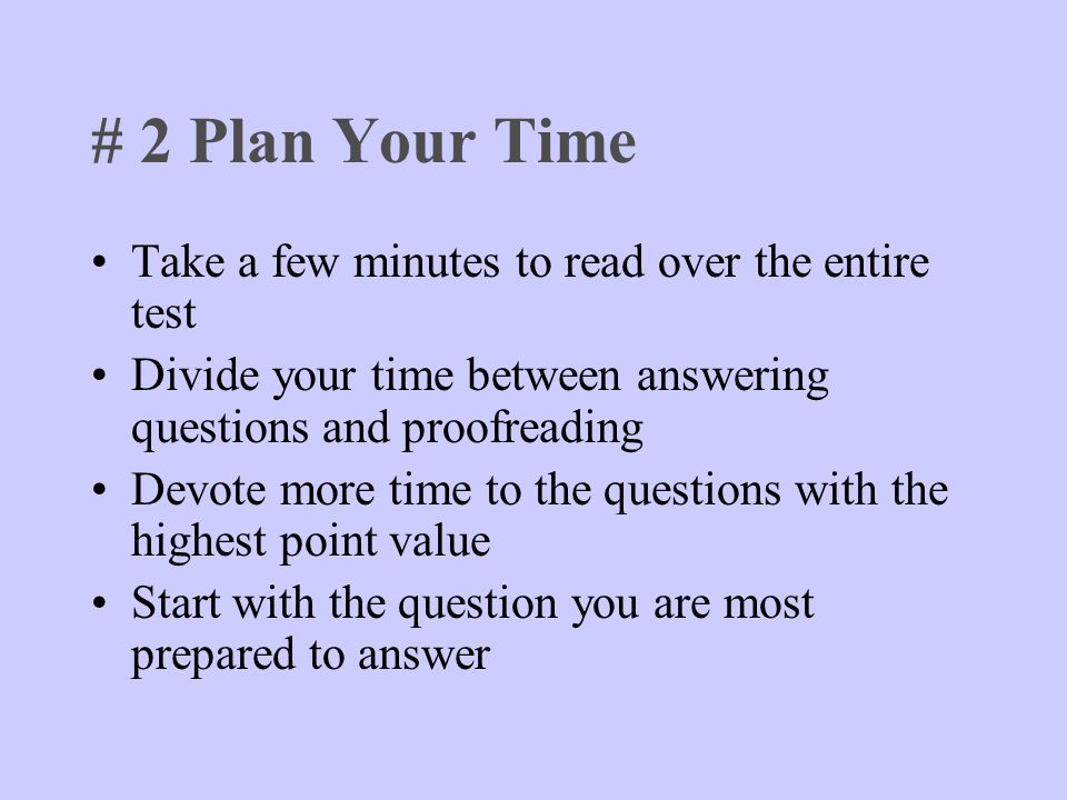 Doing the HSPA test tom? Essay writing tips?