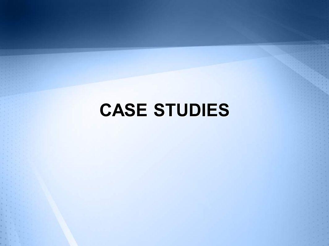 Osha case study report