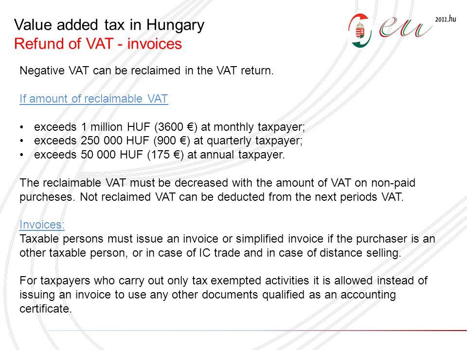 taxi vat hungary