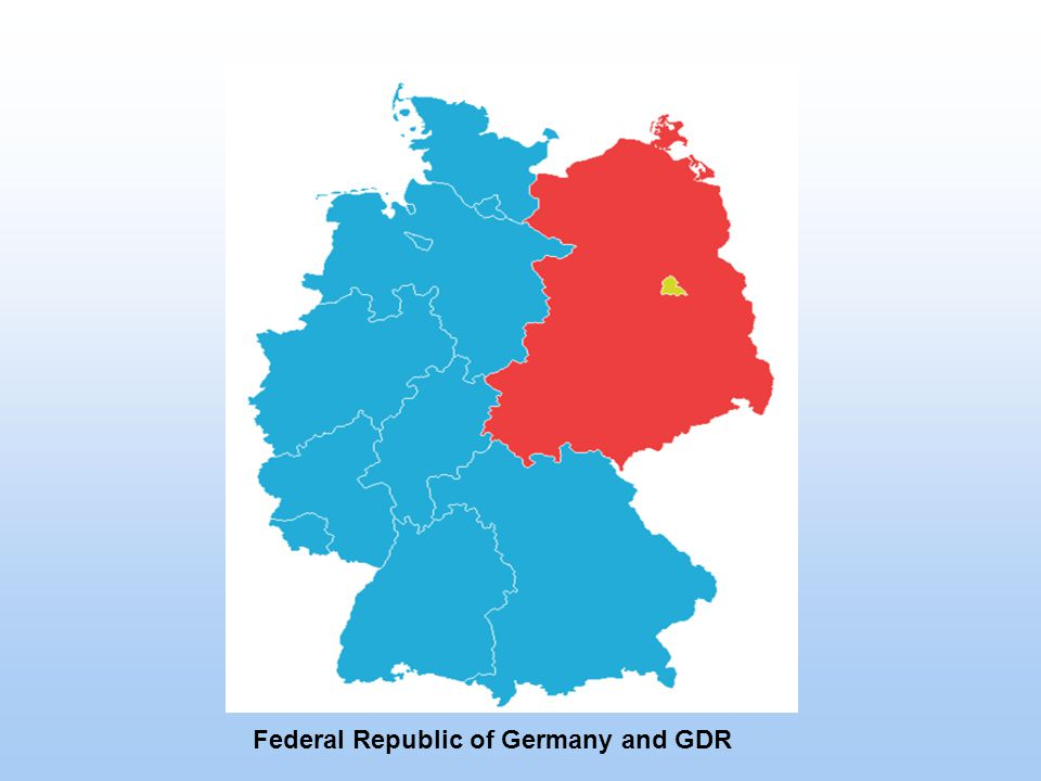 federal republic of germany and the gdr 1949 1990 the federal republic of