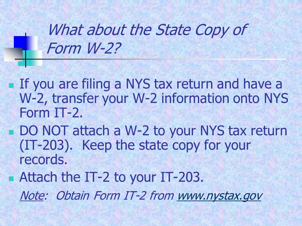 Tax Workshop Presented To New York State Nonresident Students