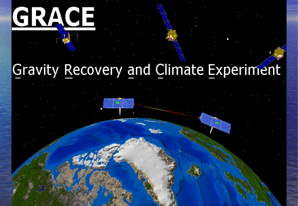 GRACE Gravity Recovery and Climate Experiment
