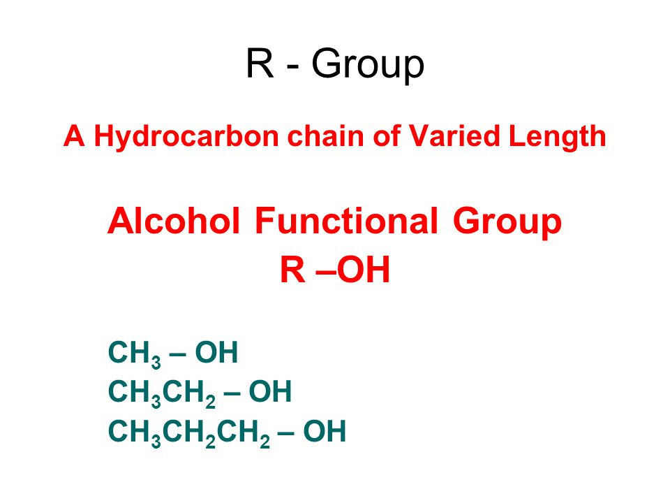 Chemistry 1010 Organic Naming And Functional Groups Ppt Download