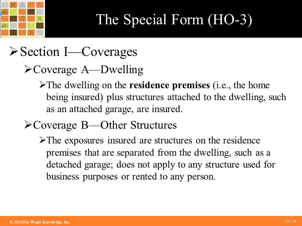 RISK MANAGEMENT FOR ENTERPRISES AND INDIVIDUALS Chapter 13 ...