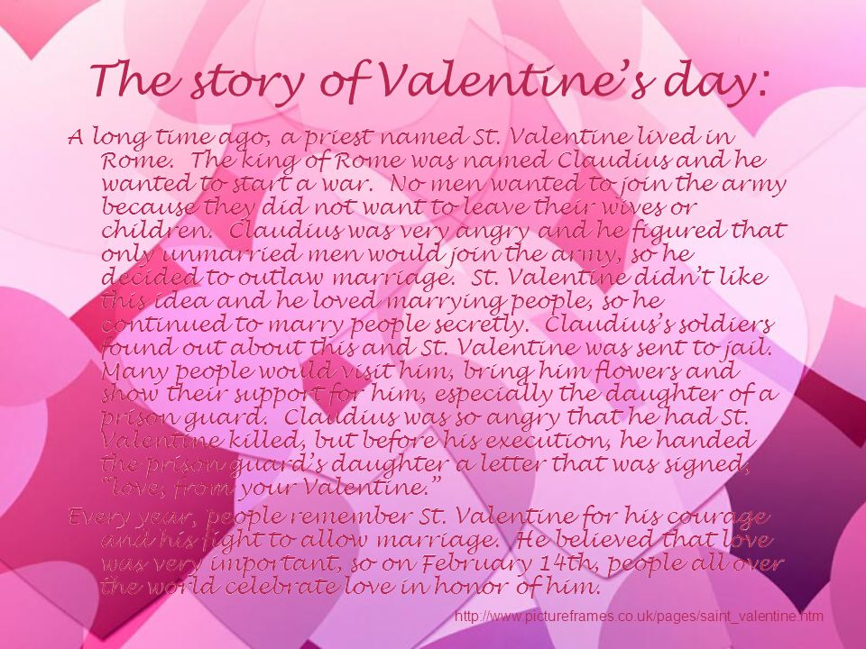 VALENTINE\'S DAY When is Valentine\'s Day??  Valentine\'s day ...