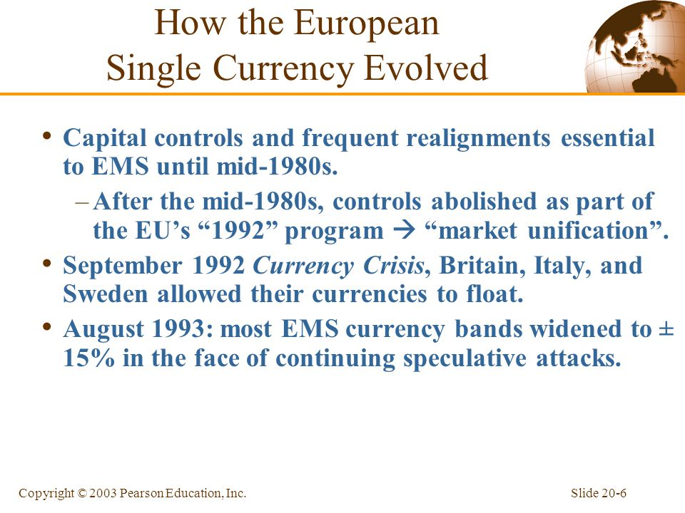 Slide 20-6Copyright © 2003 Pearson Education, Inc.
