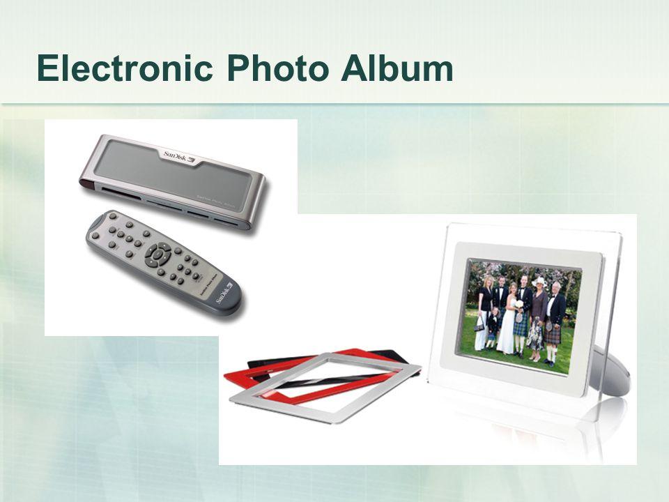 Electronic Photo Album