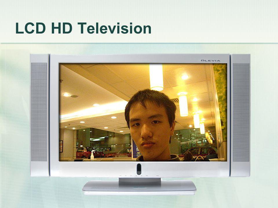 LCD HD Television