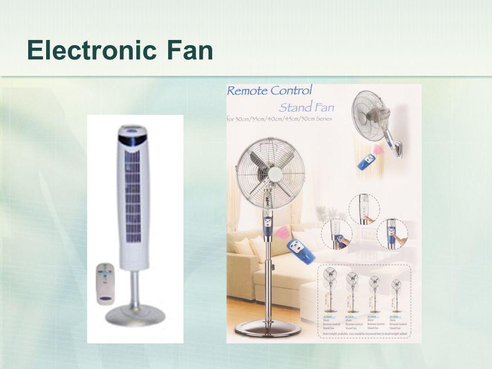 Electronic Fan