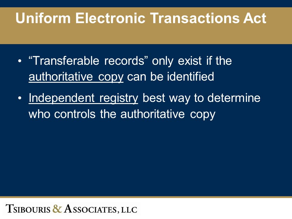 the uniform electronic transactions act 16331 this title may be cited as the uniform electronic transactions act (added by stats 1999, ch 428, sec 1 effective january 1, 2000.