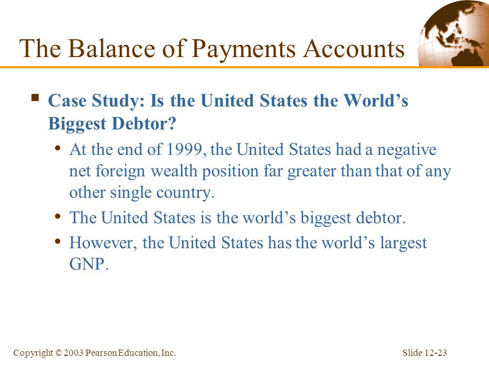 Slide 12-22Copyright © 2003 Pearson Education, Inc.