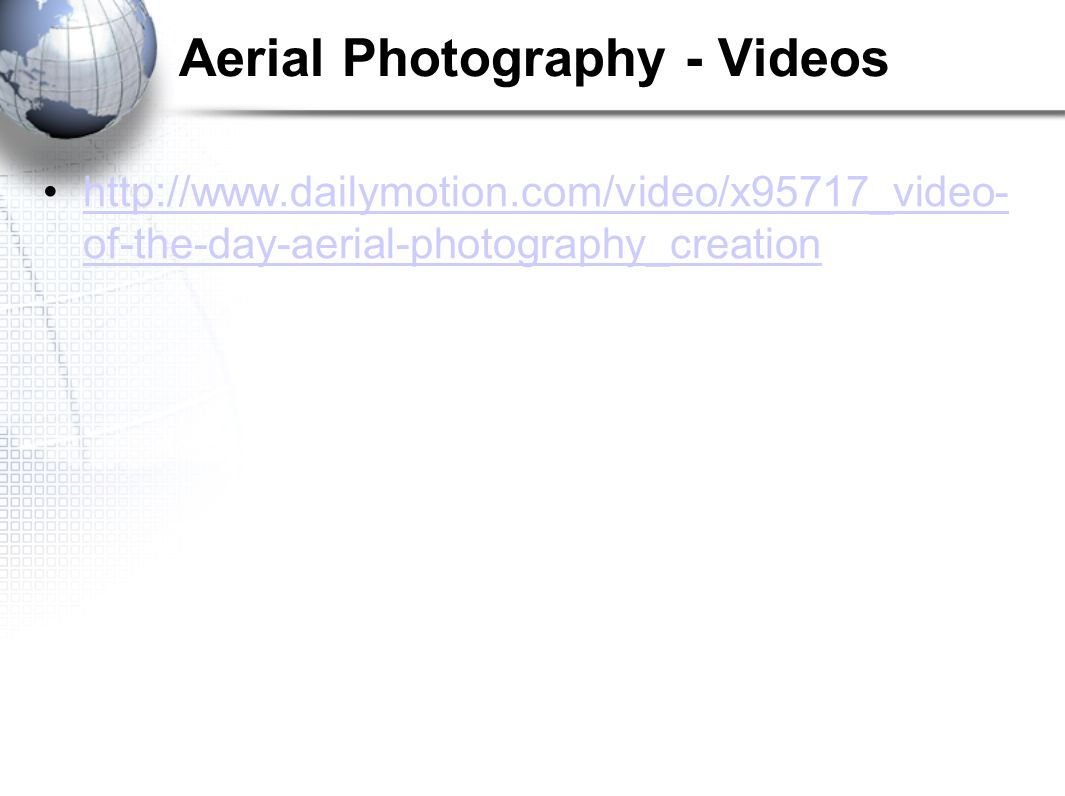 Aerial Photography - Videos   of-the-day-aerial-photography_creationhttp://  of-the-day-aerial-photography_creation