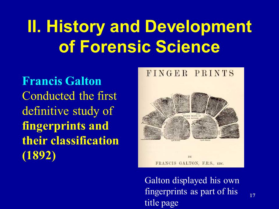 forensic science essays Essay writing guide learn the art cj230-02 larysa dolyniuk forensic science and dna in crime solving forensic science is defined as the application of science.