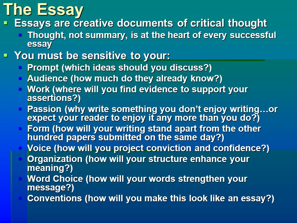 Essay About Paper  The  Thesis Statement Examples Essays also Example Thesis Statement Essay Essay Tips For The Rest Of Your Life Feraco Myth To Science  Thesis Examples In Essays