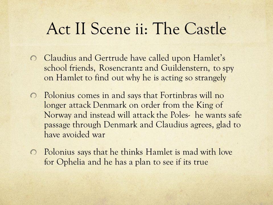Hamlet act 1 scene 2 essay