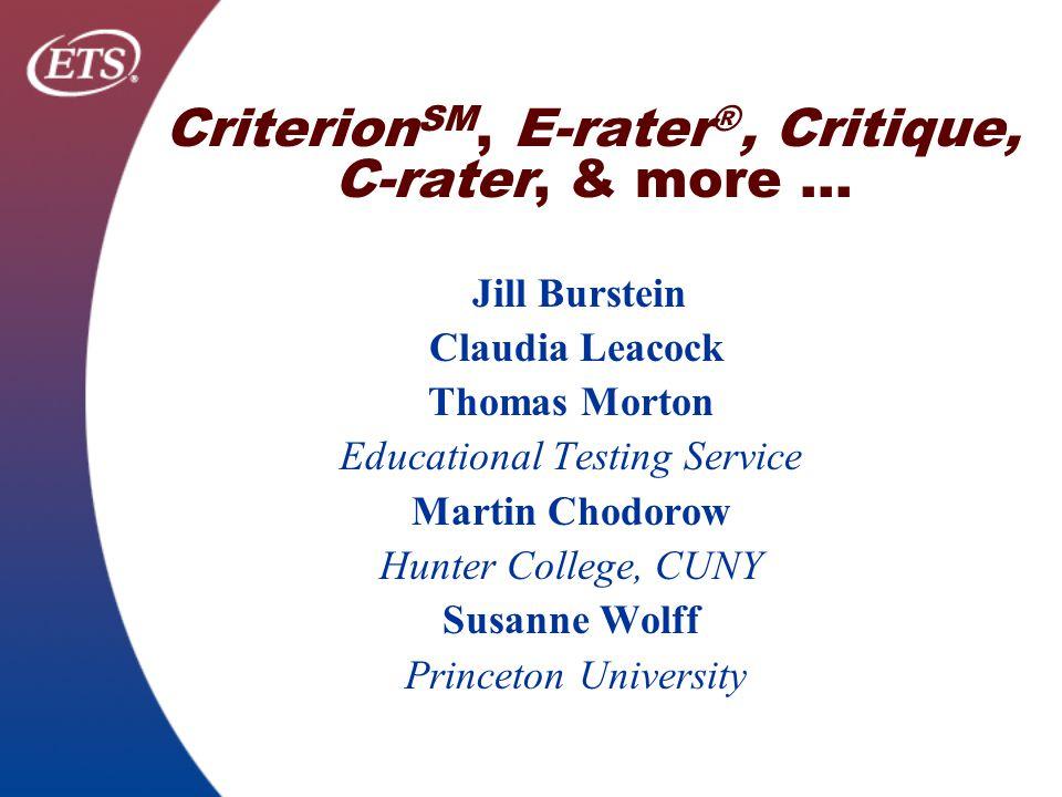 critique essay thesis