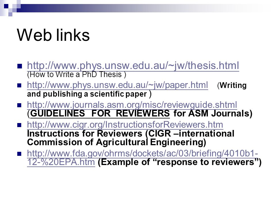 phd thesis link
