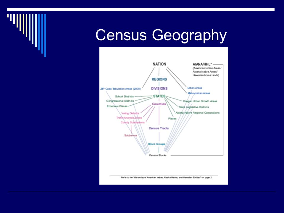 Census Geography