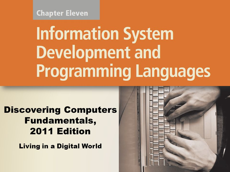 Discovering Computers Fundamentals, 2011 Edition Living in a Digital World