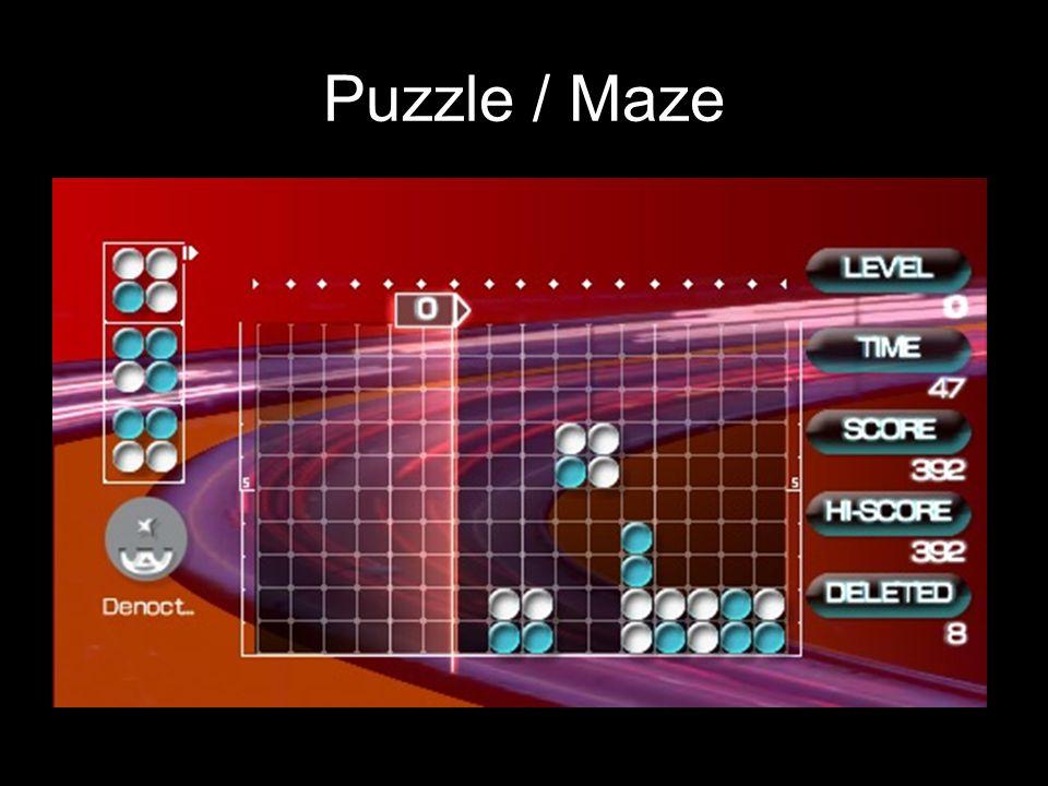 Puzzle / Maze