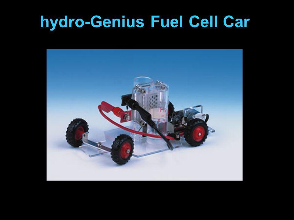 hydro-Genius Fuel Cell Car