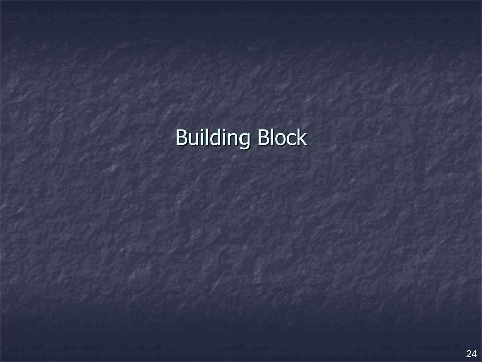 24 Building Block