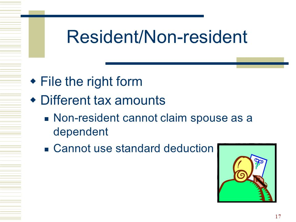 1 U.S. Income Tax Seminar for Foreign Students Rice University ...